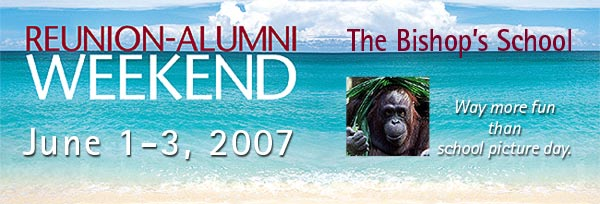 Reunion-Alumni Weekend Registration